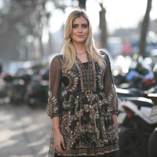 Chiara Ferragni difende la sorella Valentina