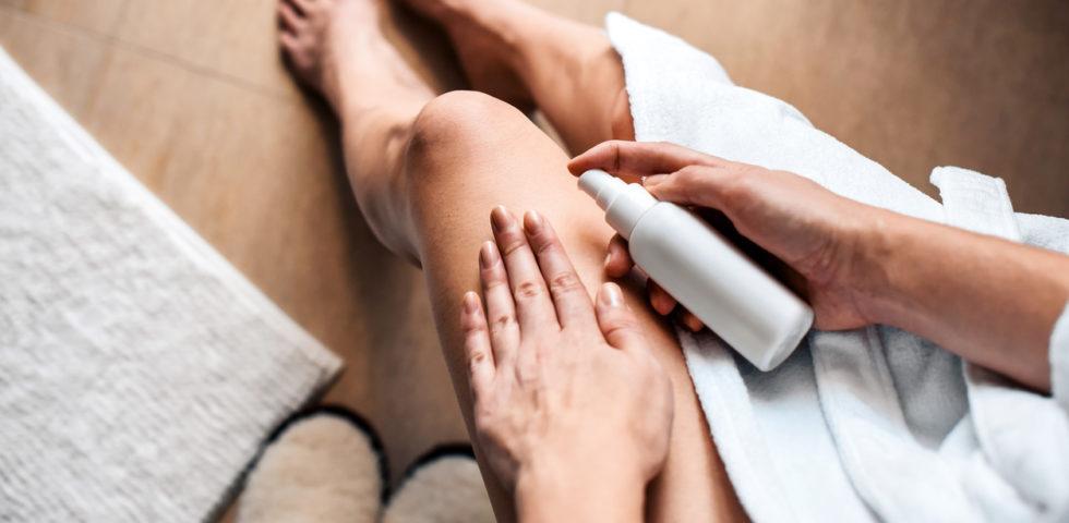 Crema rassodante per tonificare il corpo (braccia, gambe e décolleté)