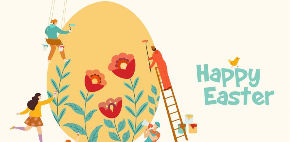 Pasqua e Pasquetta in casa: cosa fare per non annoiarsi
