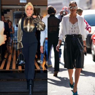 Fashion tip: pantaloni a vita alta, le combo più cool