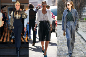 Pantaloni a vita alta: a chi stanno bene e come abbinarli