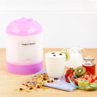 Come fare lo yogurt a casa con le migliori yogurtiere
