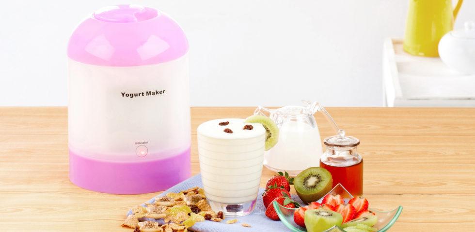 Yogurtiera: come funziona? Le 5 migliori