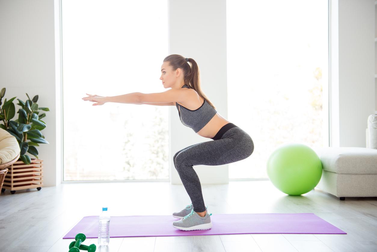 Workout a casa: quali sono i più veloci ed efficaci contro culotte de cheval