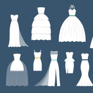 Abiti da sposa vintage: dove comprarli?
