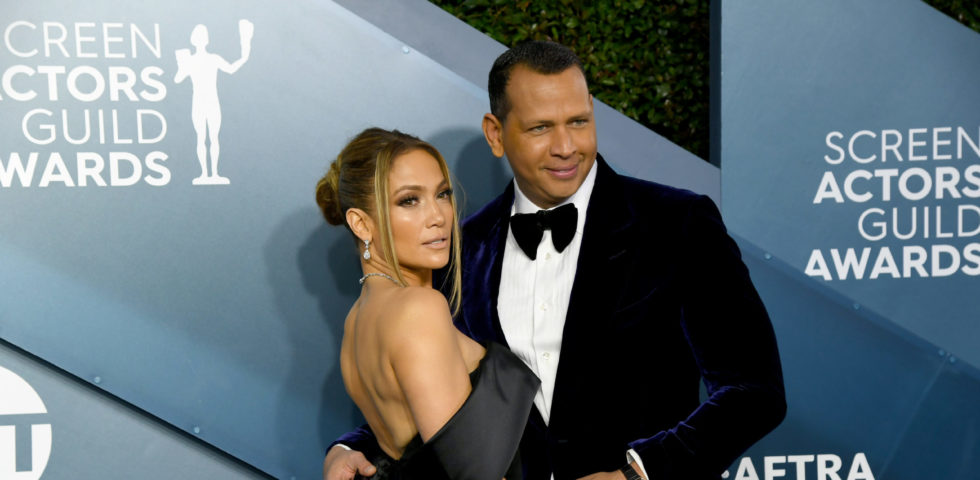 Jennifer Lopez e Alex Rodriguez vorrebbero acquistare i New York Mets