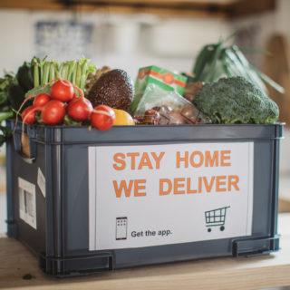 Spesa a domicilio: come ordinare online in tutta Italia