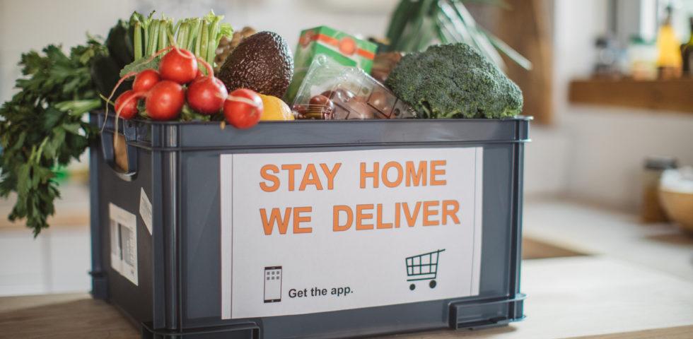 Spesa a domicilio Roma e Milano: come ordinare online in Italia