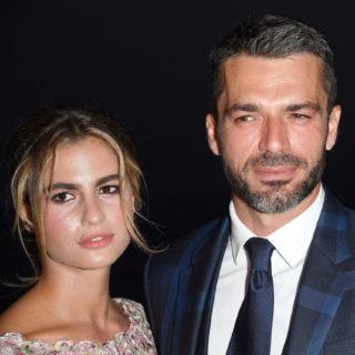 Luca Argentero e Cristina Marino: la prima foto della figlia