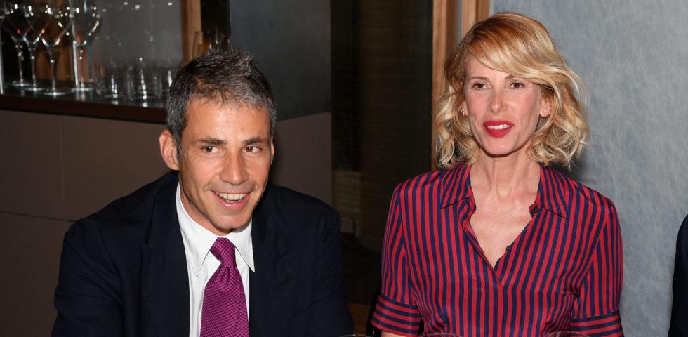 Alessia Marcuzzi: auguri social al marito Paolo Calabresi Marconi
