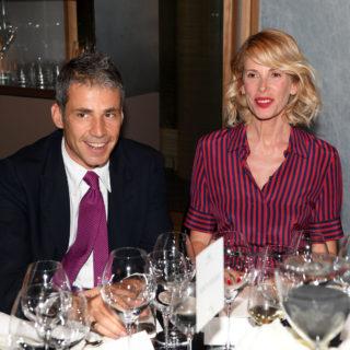 Alessia Marcuzzi: auguri social al marito Paolo Calabresi