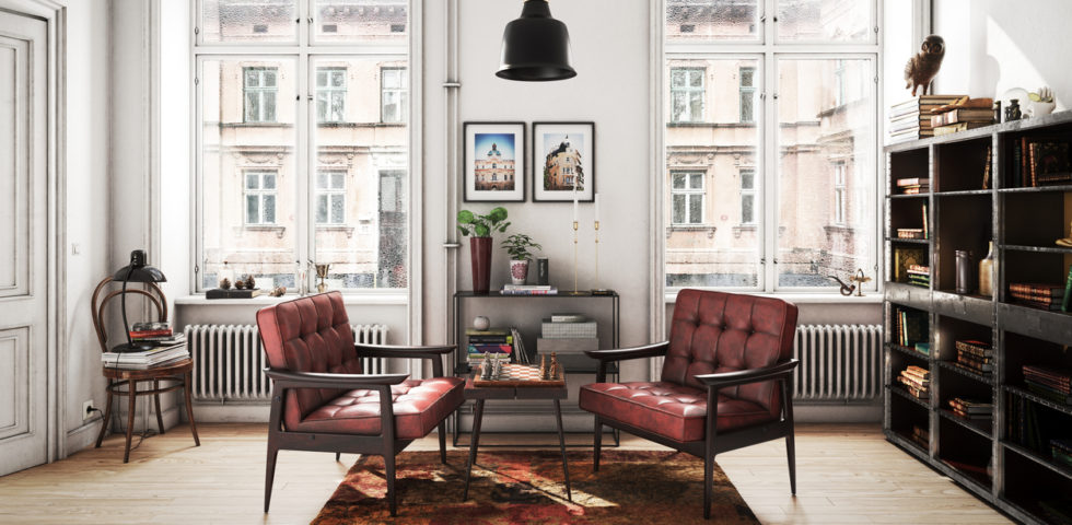 Arredi vintage: come inserirli in una casa moderna