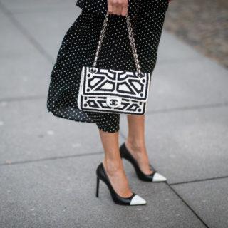 Fashion tip: tutti gli abbinamenti con le scarpe two tone