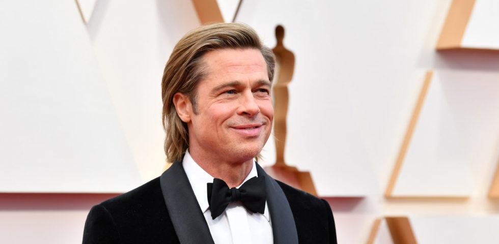 Brad Pitt invia un messaggio ai laureandi dell'Università del Missouri