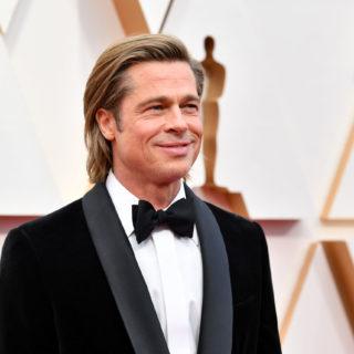 Brad Pitt: ecco il suo nuovo look