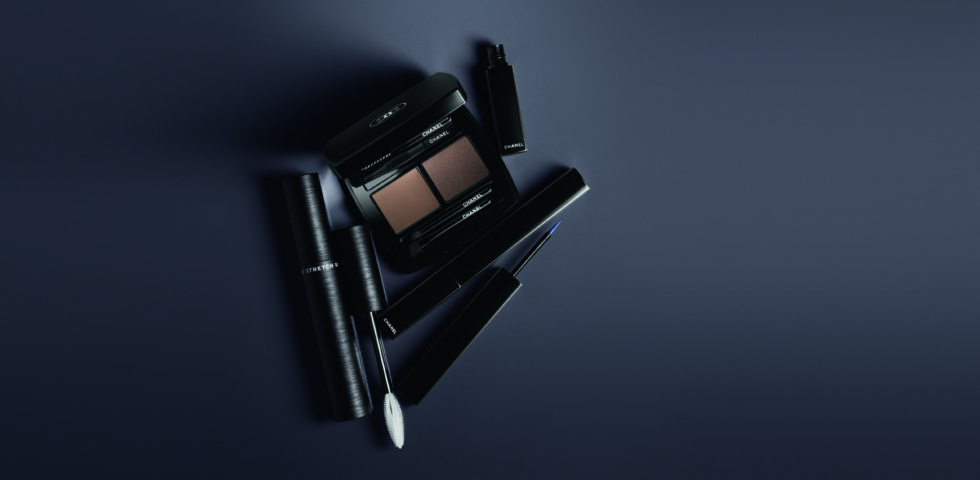 Chanel make up: Eyes Collection 2020