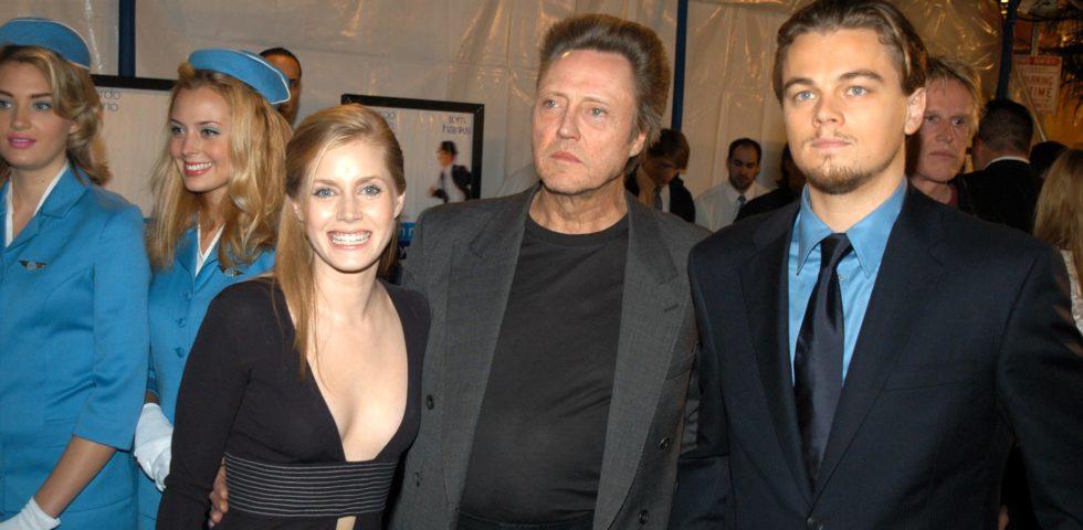 Amy Adams racconta il bacio a Leonardo DiCaprio sul set di Prova a Prendermi