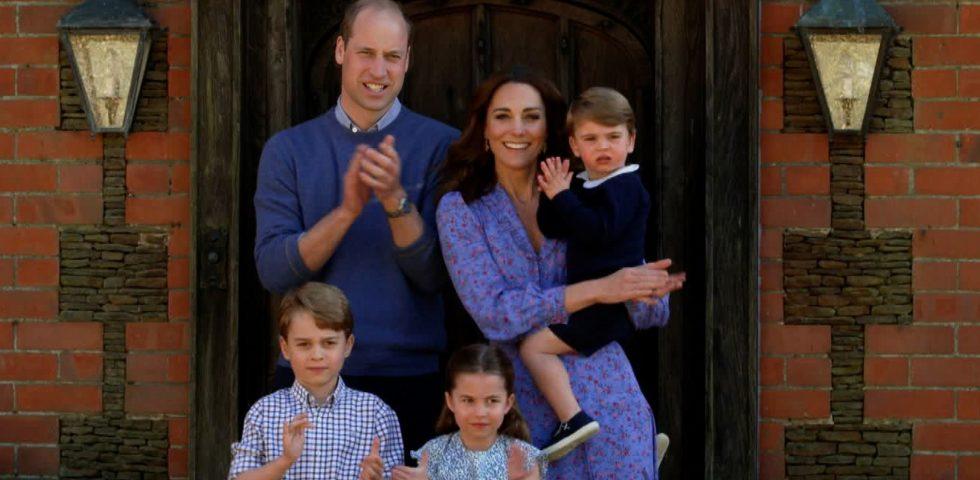 Kate Middleton: il divertente motivo della gelosia di George verso Charlotte
