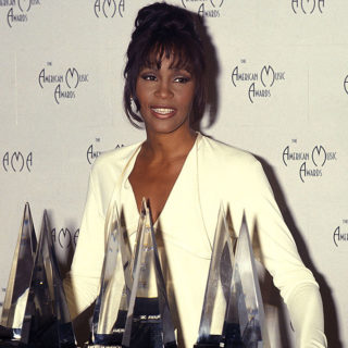 Whitney Houston: la sua vita diventerà un film