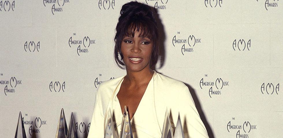 Whitney Houston: in preparazione il film biopic I Wanna Dance With Somebody