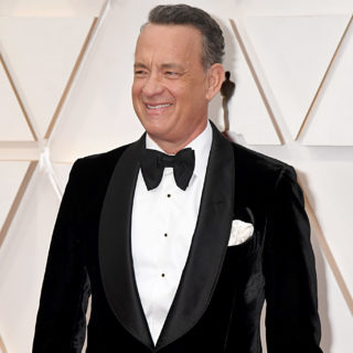 Tom Hanks: i 64 anni di Forrest Gump