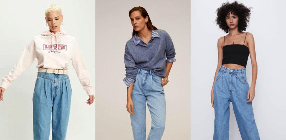 Jeans balloon: a chi stanno bene e come si abbinano