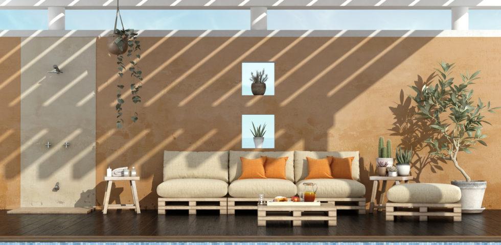 10 idee per giardino fai da te