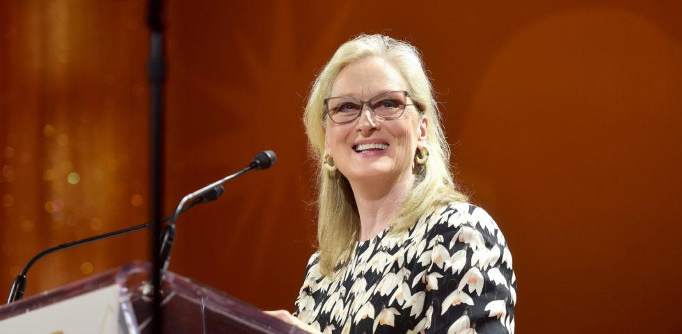 La performance di Meryl Streep per il compleanno di Stephen Sondheim