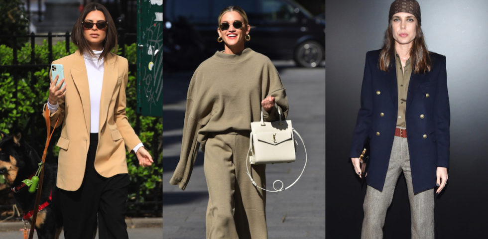 Pantaloni larghi: abbinamenti eleganti e accessori