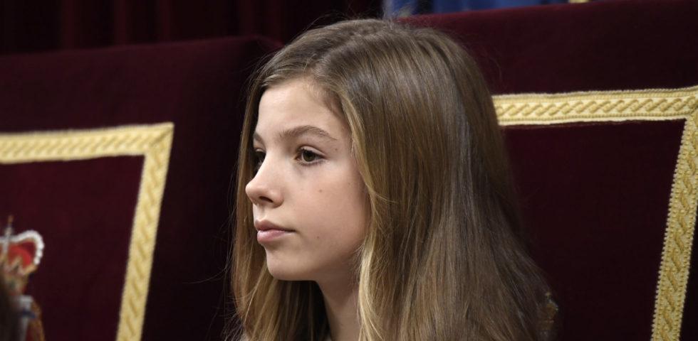 Auguri a Sofia di Spagna: la secondogenita di Letizia Ortiz compie 13 anni