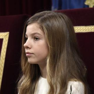 Sofia di Spagna compie 13 anni