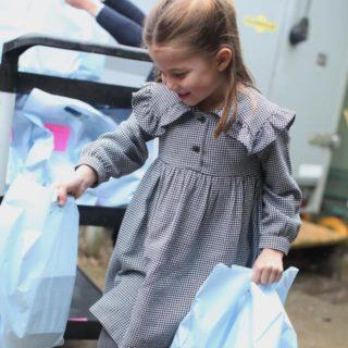La Principessa Charlotte è pronta a tornare a scuola