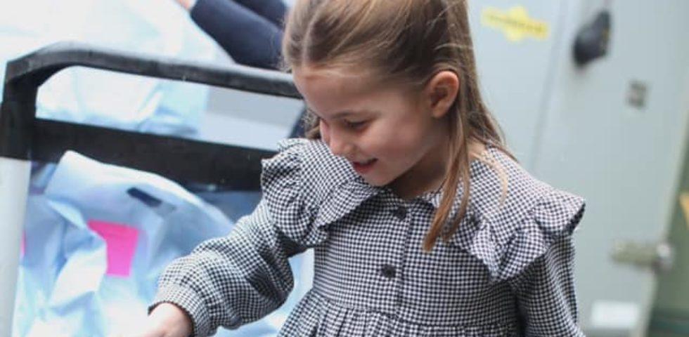 Coronavirus: la Principessa Charlotte potrebbe essere la prima a tornare a scuola