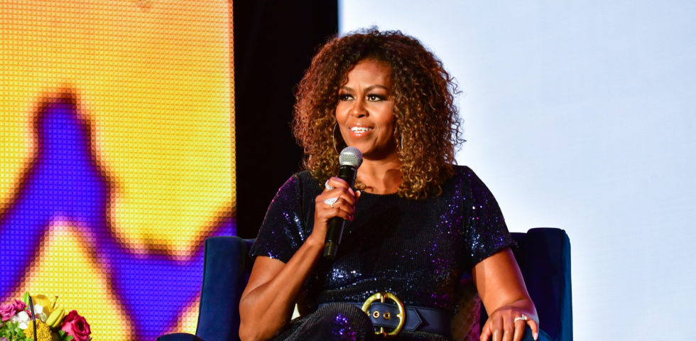 Michelle Obama: il documentario Becoming dal 6 maggio su Netflix