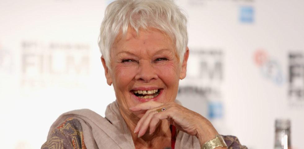 Judi Dench conquista la copertina di Vogue UK a 85 anni