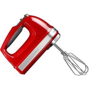 KitchenAid Sbattitore Rosso