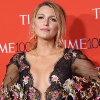 Blake Lively attrice e produttrice per Netflix