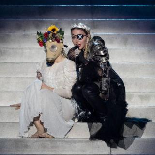 Madonna ha avuto il Coronavirus durante il tour di Parigi