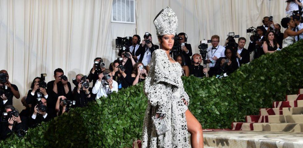 Cosa avrebbe indossato Rihanna al Met Gala 2020