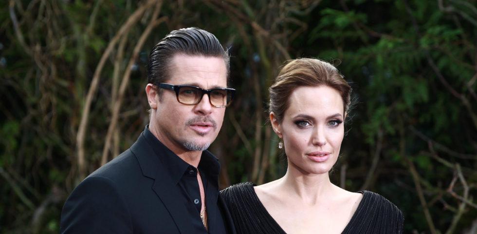 Brad Pitt e Angelina Jolie tornano ad un rapporto più cordiale