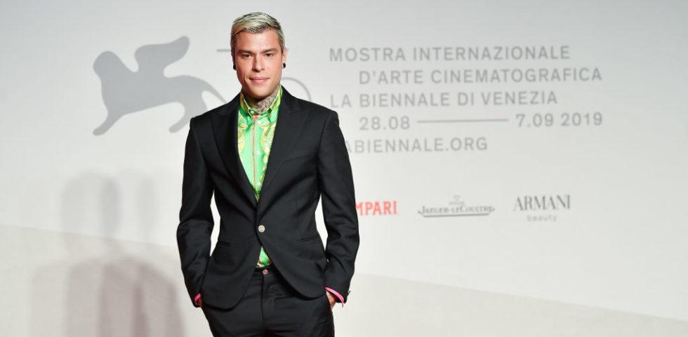 Chiara Ferragni e Fedez contro Crozza per il monologo su Leone