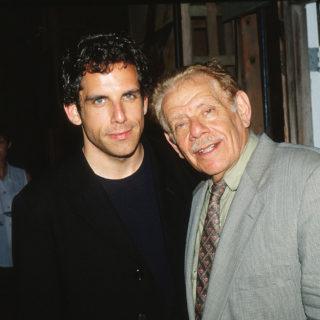 Ben Stiller, il messaggio di addio al padre Jerry Stiller