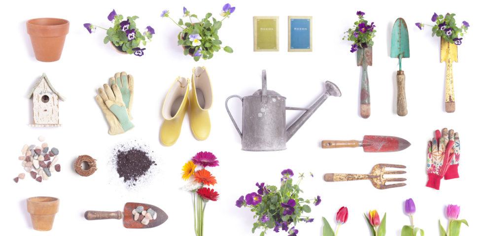 Attrezzi da giardino: gli strumenti indispensabili per il fai da te