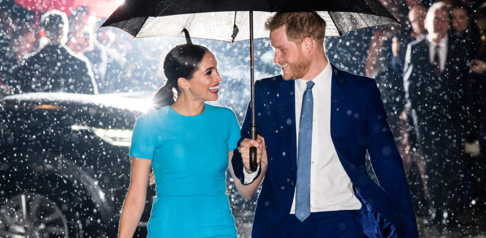 Meghan Markle e Harry: Lifetime annuncia film scandalo sulla Megxit