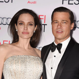 Angelina Jolie e Brad Pitt insieme per la festa di Shiloh