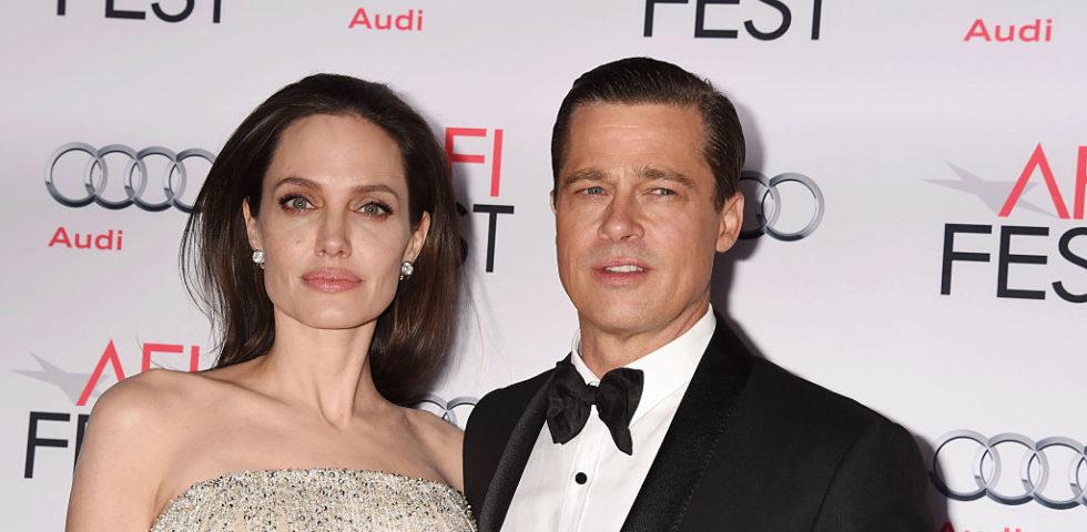Angelina Jolie e Brad Pitt preparano la festa di compleanno di Shiloh
