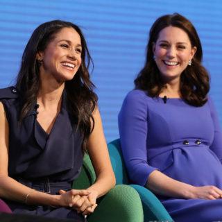 Kate e Meghan: lite causata da un paio di calze