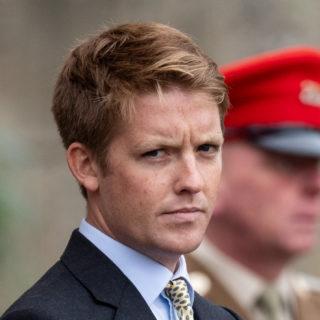 Hugh Grosvenor: chi è il padrino del principe George