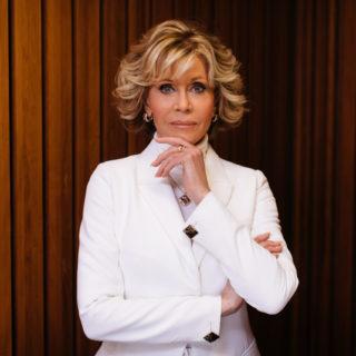 Jane Fonda promuove un brand di prodotti a base di cannabis