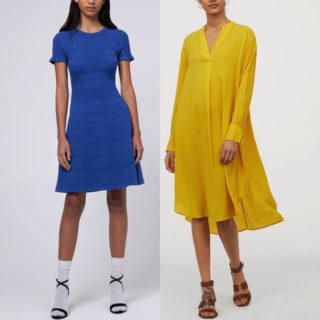 Fashion tip: abiti colorati, gli abbinamenti perfetti